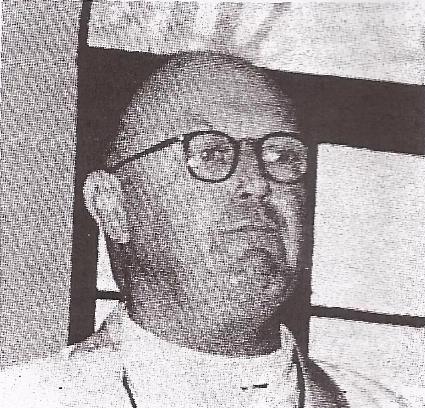 Bishop Frank Noel Chamberlain (7th Bishop in Office August 1956 - July 1961)