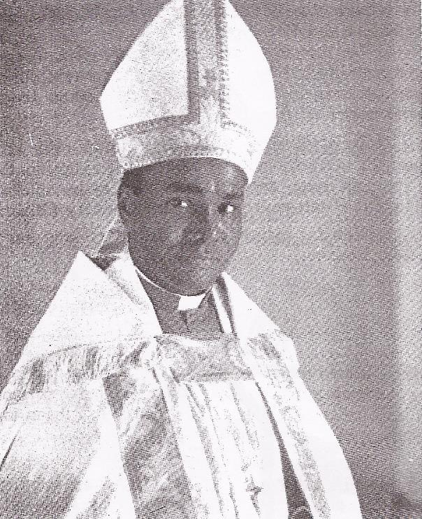The Right Reverend Reverend Clive Orminston Abdulah. Bishop of Trinidad and Tobago (9th Bishop in Office 1970–1991)