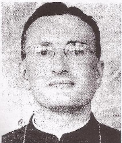 Bishop Fabian Elliott Menteath Jackson (5th Bishop in Office from June 1946- late 1949)