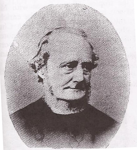 Our First Bishop Richard Rawle (1st Bishop in Office 1872–1889)