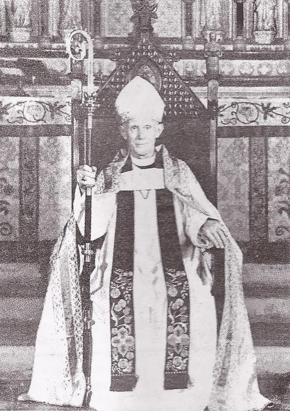 The Right Reverend Arthur Henry Anstey * Bishop of Trinidad and Tobago 1918-1945 (4th Bishop) * Archbishop of the West Indies 1943-1945