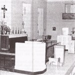 The Sanctuary of St. Andrew Anglican Church, Tobago