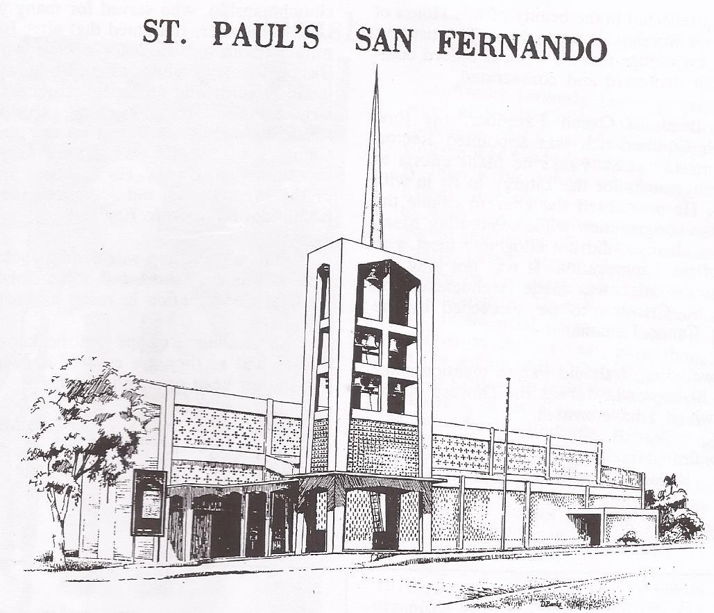 St. Paul Anglican Church, San Fernando