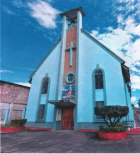 St. Agnes Angllican Church Parish St. James Trinidad