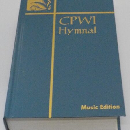 CPWI Hymnal Music Edition Cover