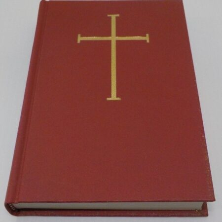 The Book of Common Prayer Cover